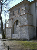 La chiesa della Maria della neve più santa della donna celibe immagine stock libera da diritti