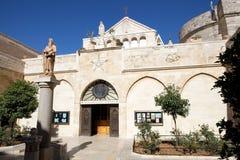 La chiesa della natività Fotografie Stock