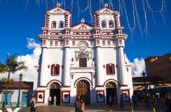 La chiesa della nostra signora di Carmen Immagine Stock Libera da Diritti