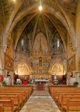 La chiesa della st Jaume, Alcudia, Mallorca Fotografia Stock Libera da Diritti