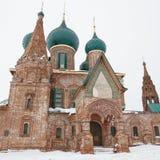 La chiesa della st John Chrysostom Immagine Stock