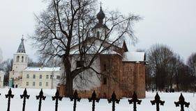 La chiesa della st Paraskeva-venerdì Fotografia Stock Libera da Diritti