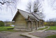 La chiesa di Dmitry Solunsky Fotografia Stock