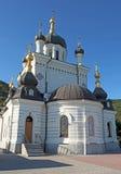 La chiesa di Foros Immagini Stock