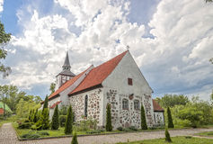 La chiesa di Heiligenfelde immagine stock