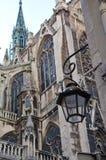La chiesa di Nancy Fotografia Stock Libera da Diritti