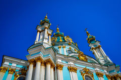 La chiesa di St Andrew Fotografia Stock