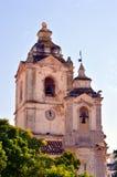 La chiesa di St Anthony a Lagos Fotografie Stock