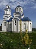 La chiesa di St George Fotografia Stock