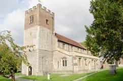 La chiesa di St John, Alresford Fotografie Stock Libere da Diritti