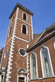 La chiesa di St Thomas a Londra Fotografia Stock