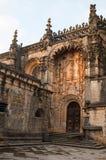 La chiesa di Templar Fotografie Stock Libere da Diritti