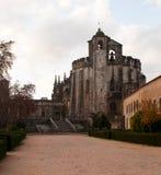 La chiesa di Templar Immagine Stock