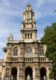 La chiesa di trinità del san Fotografia Stock Libera da Diritti