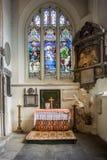 La chiesa di tutto il san, Maidstone Fotografie Stock
