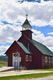 La chiesa episcopale di missione Immagine Stock
