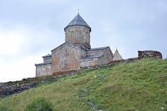 La chiesa in Georgia Immagini Stock