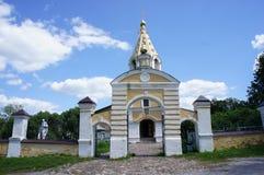 La chiesa ortodossa Immagine Stock Libera da Diritti