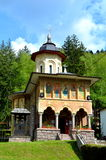 La chiesa ortodossa in Tusnad, la Transilvania Fotografia Stock Libera da Diritti
