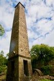 La chimenea alta foto de archivo