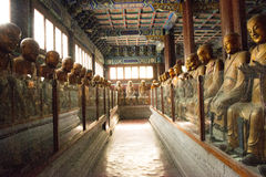 La Chine, Asie, Pékin, le temple parfumé de Œthe de ¼ d'ï de parc de colline d'Azure Clouds Image stock