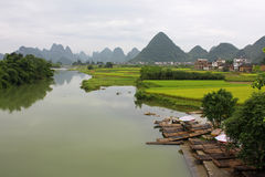 La Chine, Guilin Photographie stock