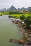 La Chine, Guilin Photo libre de droits
