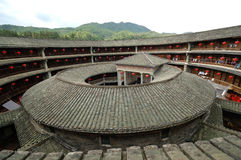 La Chine Tulou Images stock