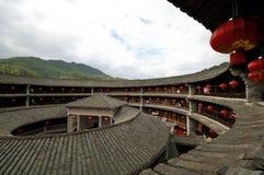 La Chine Tulou Image libre de droits