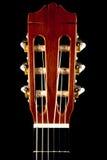 La chitarra classica Fotografie Stock Libere da Diritti
