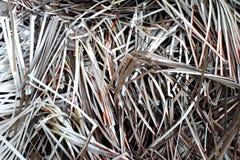 La chute de déchets de carton de déchets de papier de chute réutilisent image libre de droits