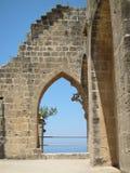 La Chypre, partie turque en Chypre du nord photos stock