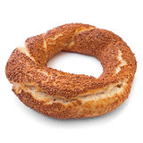 Ciambella turca Simit Immagine Stock