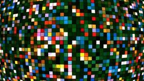 La Ciao-tecnologia di twinkling di radiodiffusione quadra il globo 01 illustrazione vettoriale