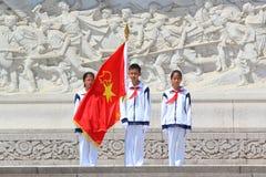 La Cina comunista Fotografia Stock Libera da Diritti