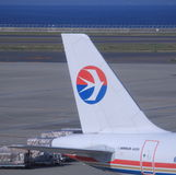 La Cina Eastern Airways Fotografia Stock