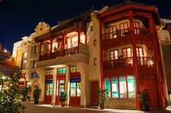 La Cina a Epcot in Walt Disney World Immagini Stock Libere da Diritti