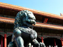 La Cina il museo del palazzo Fotografia Stock Libera da Diritti