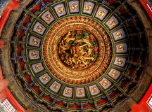 La Cina il museo del palazzo Fotografie Stock