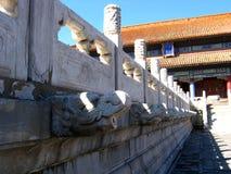La Cina il museo del palazzo Fotografia Stock