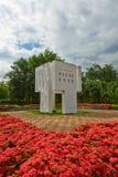 La Cina - il Myanmar monument_xishuangbanna_yunnan Fotografia Stock Libera da Diritti