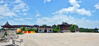 La Cina Jinxi Fotografia Stock Libera da Diritti