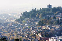La Cina Lijiang Fotografia Stock Libera da Diritti