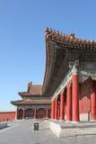 La Cina Pechino Città severa Fotografie Stock