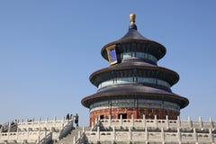 La Cina Pechino Tempiale di cielo Fotografia Stock Libera da Diritti