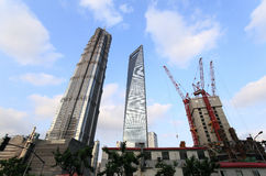 La Cina Schang-Hai Fotografie Stock