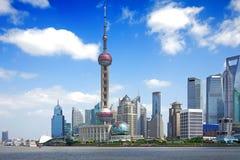La Cina Schang-Hai Immagini Stock