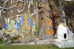 La Cina, Tibet Fotografia Stock