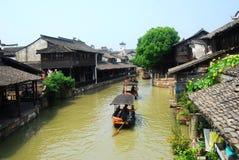 La Cina Wuzhen Immagine Stock Libera da Diritti