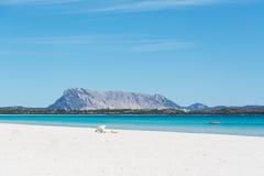 La Cinta海滩 免版税图库摄影